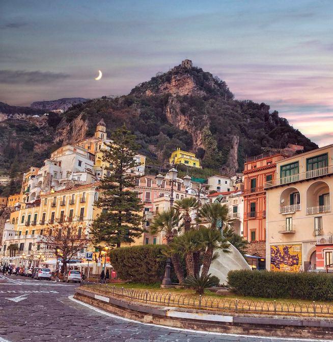 Amalfi 2 - Coasta Amalfi - paradis cu mireasmă de lămâie