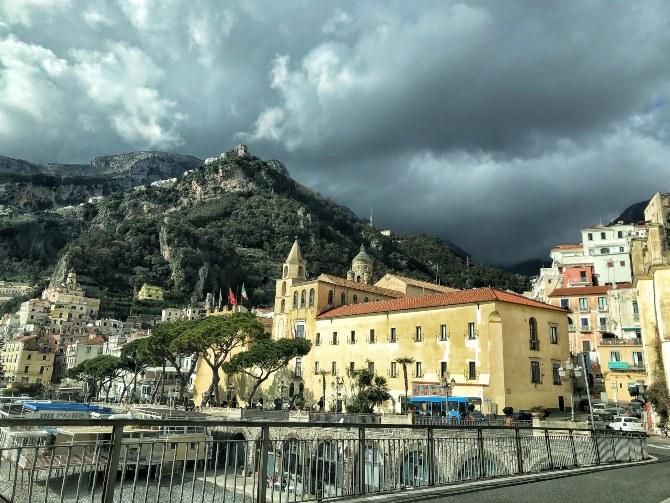 Amalfi 3 - Coasta Amalfi - paradis cu mireasmă de lămâie