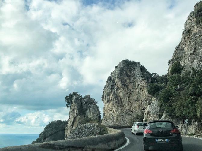 Coasta Amalfi 1 - Coasta Amalfi - paradis cu mireasmă de lămâie