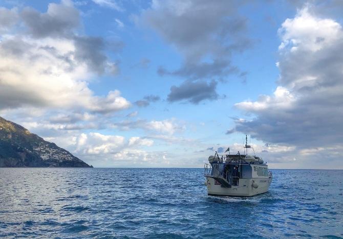 Coasta Amalfi 2 - Coasta Amalfi - paradis cu mireasmă de lămâie