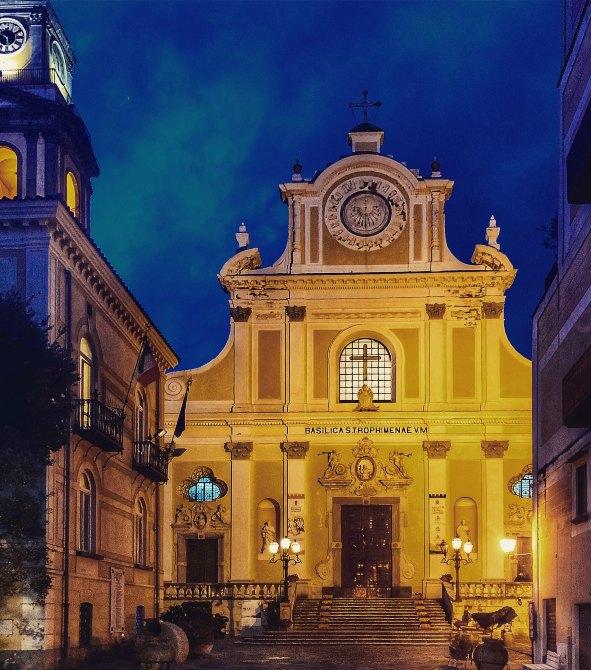 Minori 1 - Coasta Amalfi - paradis cu mireasmă de lămâie