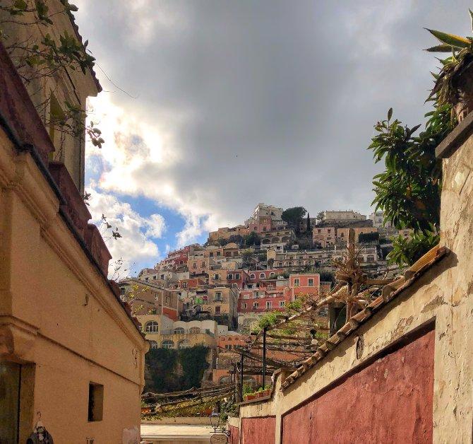 Positano 2 - Coasta Amalfi - paradis cu mireasmă de lămâie