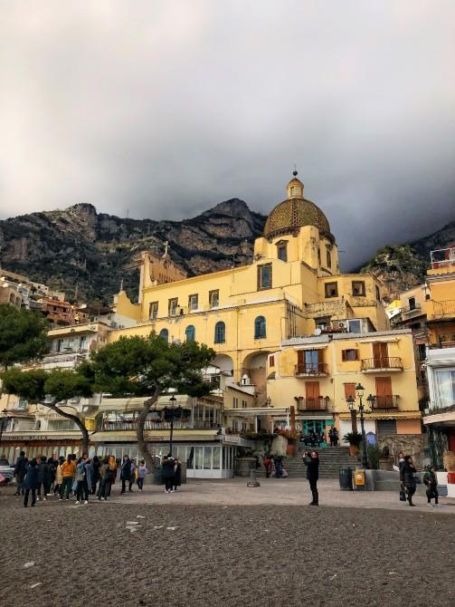 Positano 3 - Coasta Amalfi - paradis cu mireasmă de lămâie