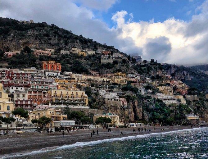 Positano 4 - Coasta Amalfi - paradis cu mireasmă de lămâie