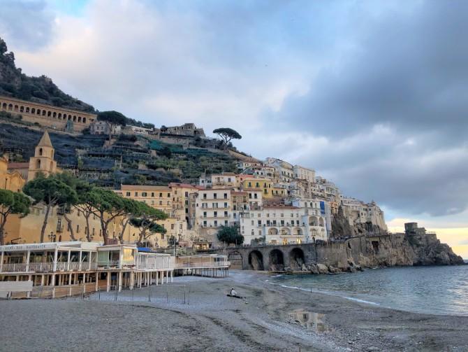 Positano 6 - Coasta Amalfi - paradis cu mireasmă de lămâie