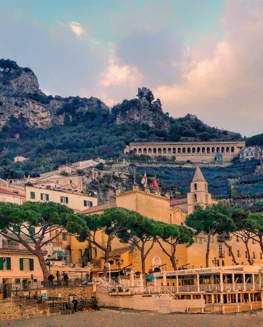 Positano 8 - Coasta Amalfi - paradis cu mireasmă de lămâie