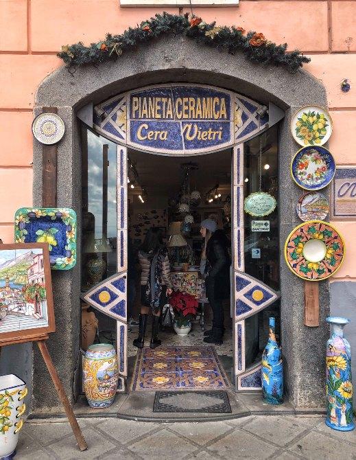 Vietri sul Mare 2 - Coasta Amalfi - paradis cu mireasmă de lămâie