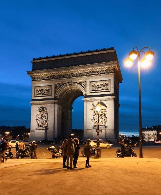 Paris 8 - Ce poţi să vizitezi în 24 de ore la Paris?