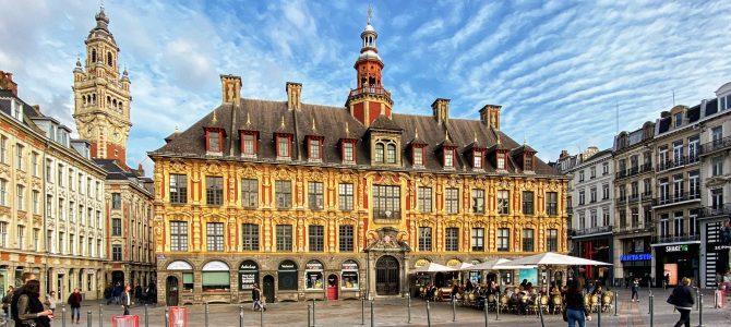 Lille – arhitectură și gastronomie la nivel înalt