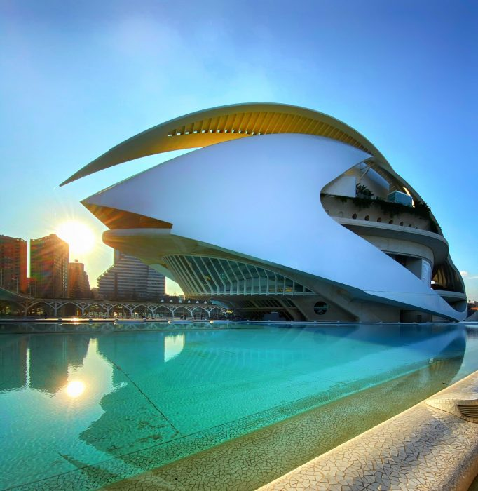 Valencia City of Arts and Sciences 5 scaled e1588530642794 - Valencia - itinerariu pentru 36 de ore