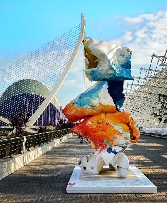 Valencia Ciudad de las Artes y las Ciencias 1 scaled e1588530614998 - Valencia - itinerariu pentru 36 de ore