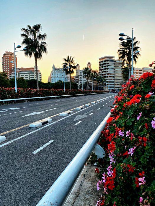 Valencia Puente de las Flores scaled e1588530546863 - Valencia - itinerariu pentru 36 de ore