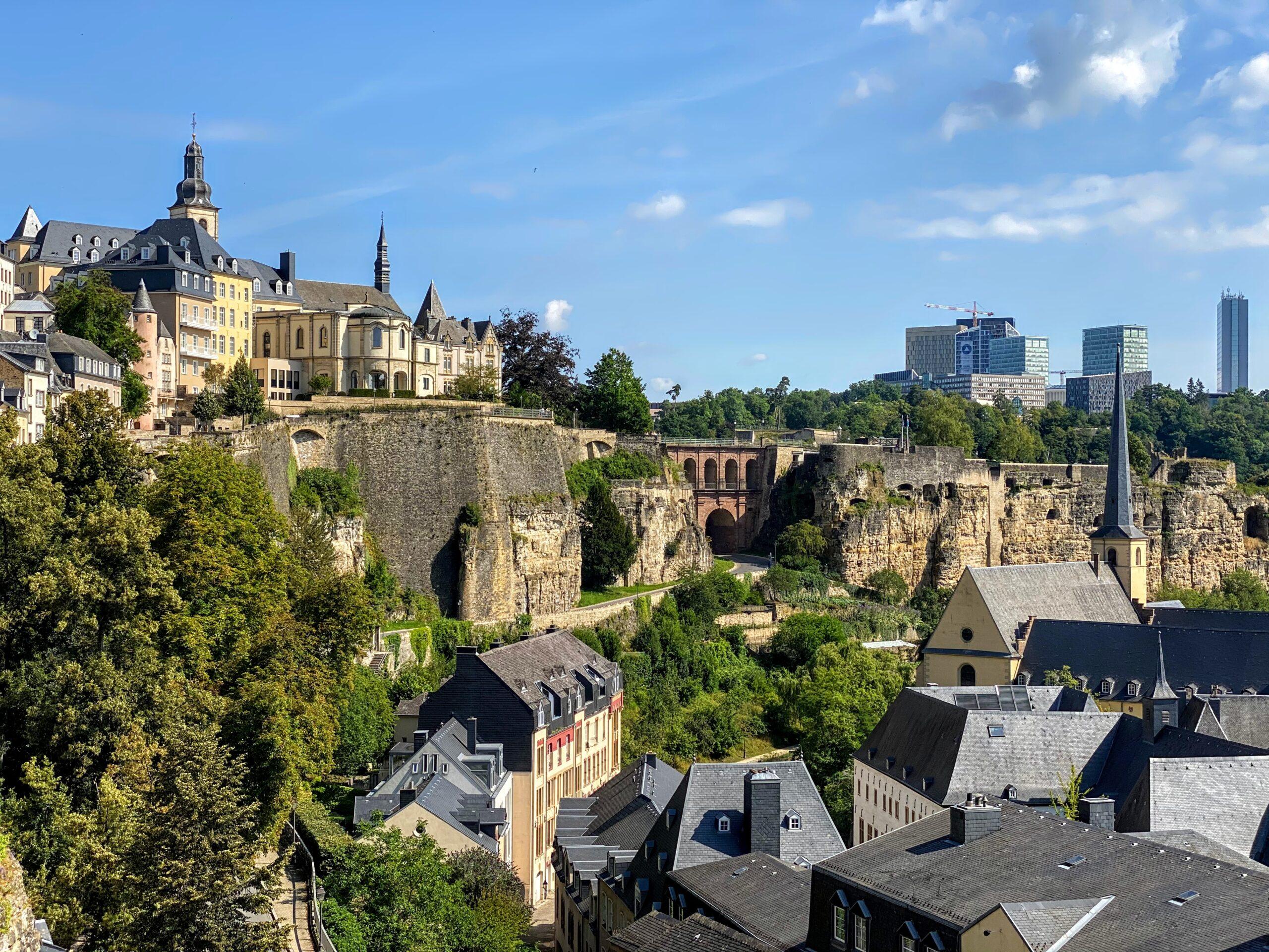 Destinație de călătorie – Luxemburg