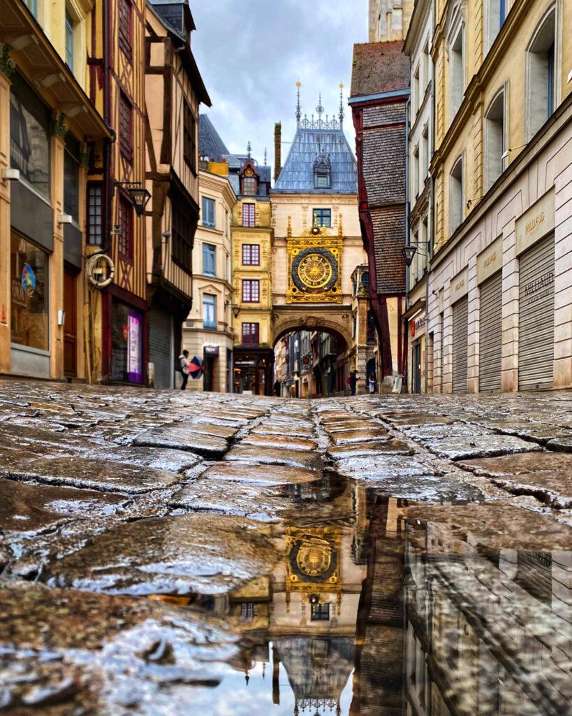 Rouen2 819x1024 - Rouen - bijuteria Normandiei